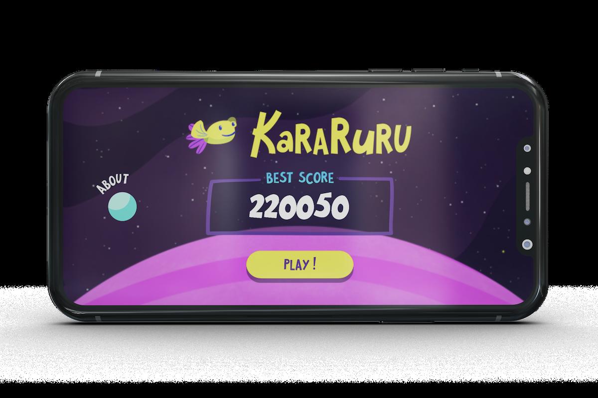 Kararuru Game Cover