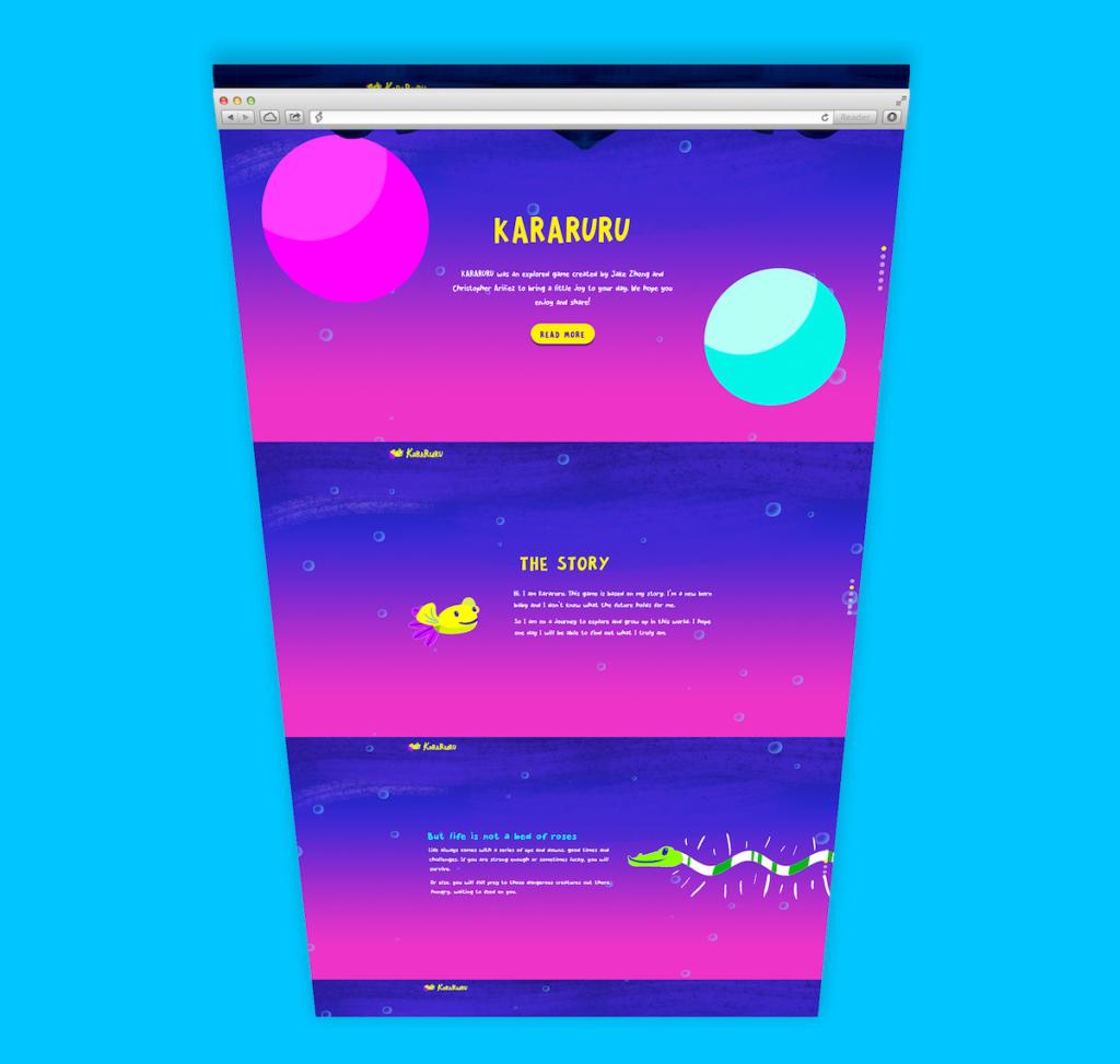 Kararuru Website