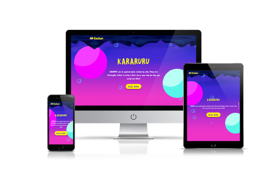 Kararuru Website Cover