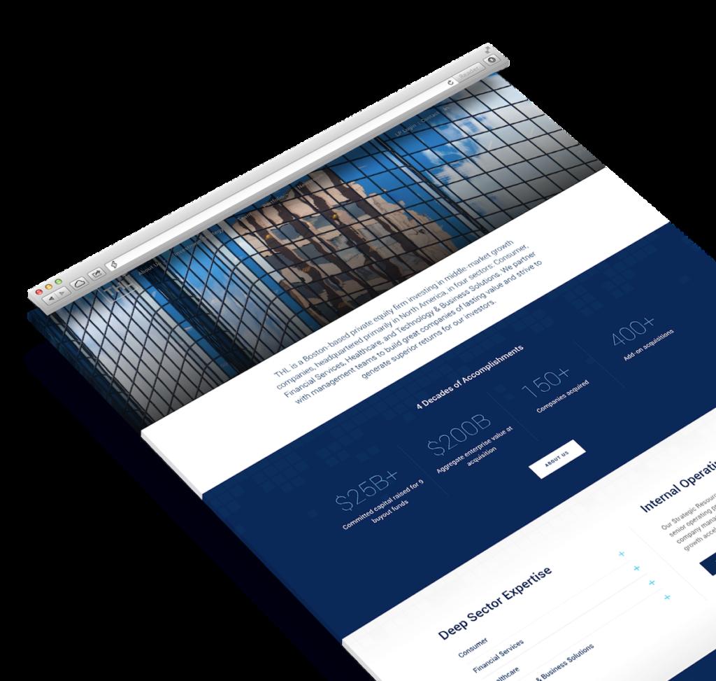 THL Website