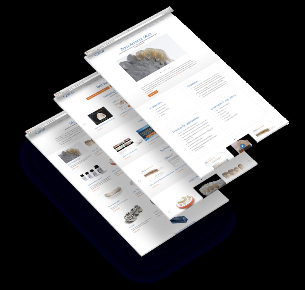 Zirlux Website 2