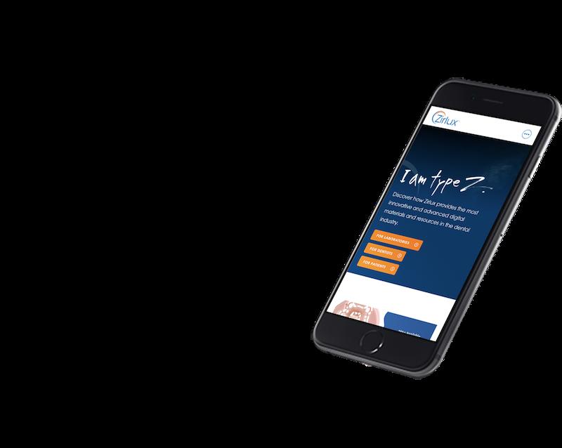 Zirlux Website Phone